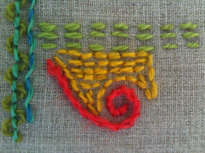 Stitchwork Sampler 004